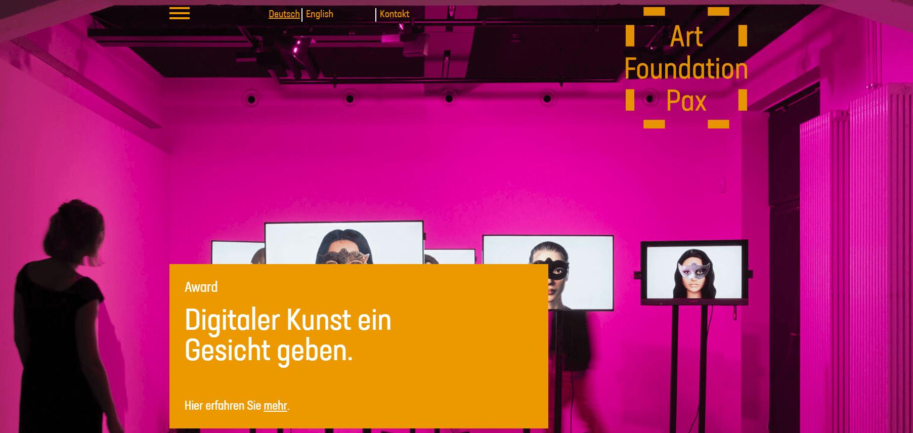 news_launch_artfoundationpax.ch