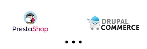 andere e-commerce-lösungen: prestashop, drupalcommerce et cetera