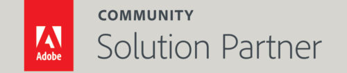 k-webs ist Adobe Solution Partner, Community