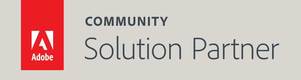 k-webs ist Adobe Solution Partner, Community