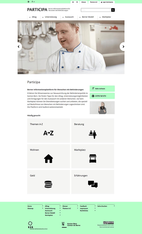participa screenshot 1