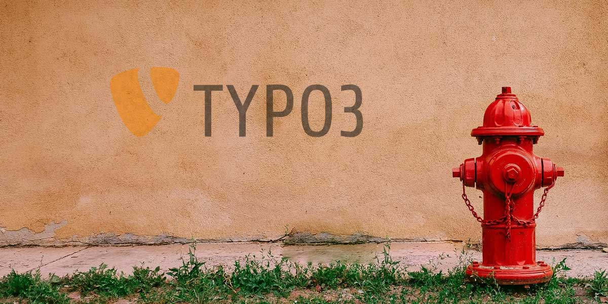 TYPO3 News: Sicherheitspatch