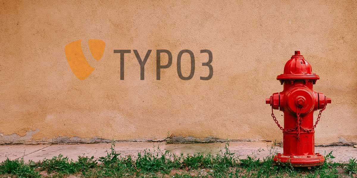 TYPO3 News: Sicherheitspatch