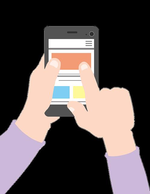 Mobile App Entwickler Bild